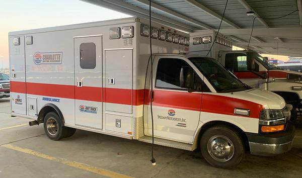 """""""Ambulance 604"""""""