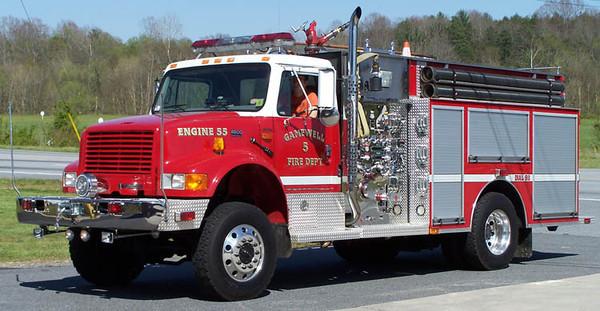"""""""Former Engine 55"""""""
