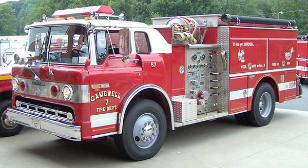 """""""Former Engine 57"""""""