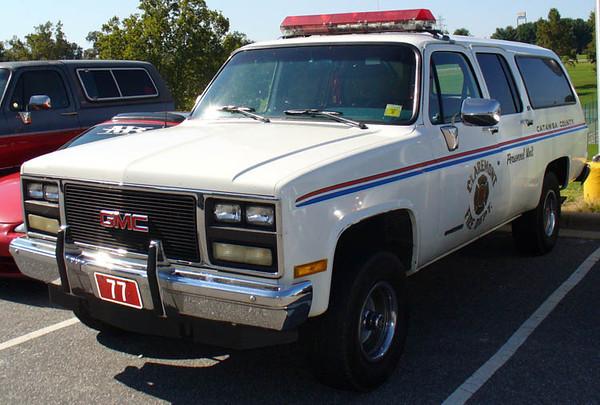 """Former Truck 77"""
