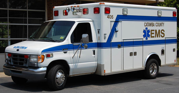 """16-Medic 1"" / Catawba County EMS ""405"""