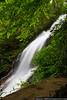 Cascade Falls in E.B. Jeffress Park along the Blue Ridge Parkway