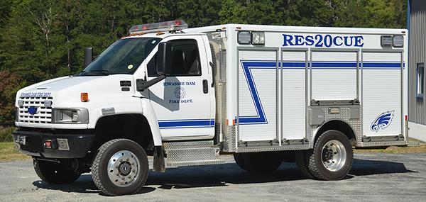 """""""Rescue 20"""""""