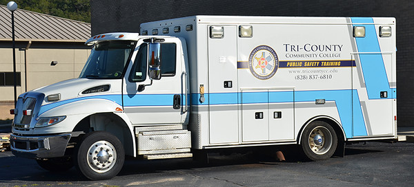 """Training Ambulance"""