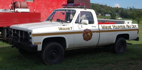 """Former Wildland 7"""