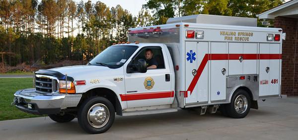 """""""Rescue 481"""""""
