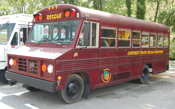 """Rescue Truck"""