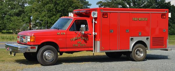 """""""Rescue 819"""""""