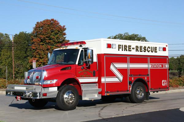 """""""Rescue 722"""""""