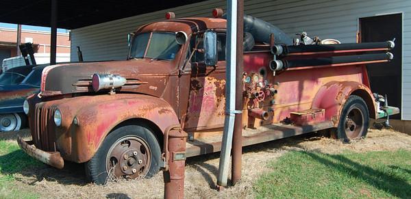 """""""Parade Engine"""" (Pre-Restoration)"""