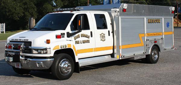 """""""Rescue 218"""""""
