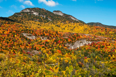 Grandfather Mountain, North Carolina