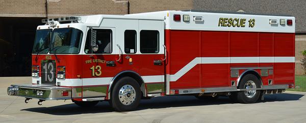 """""""Rescue 58"""""""