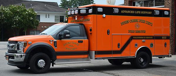 """""""Ambulance 853"""""""