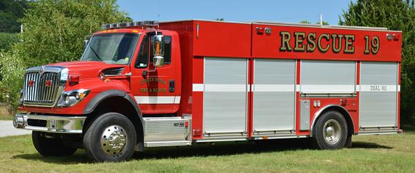 """""""Rescue 19"""""""