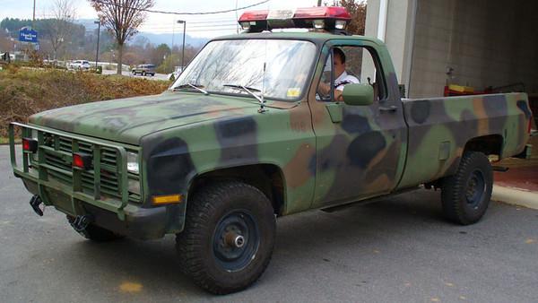 """Former Truck 11-2"""