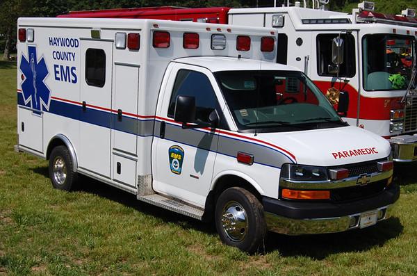 """""""Ambulance 2509"""""""