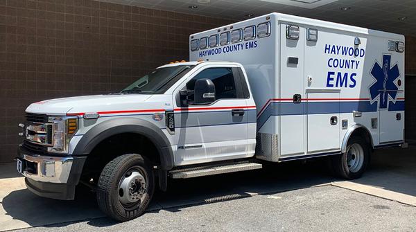 """""""Ambulance 7822"""""""