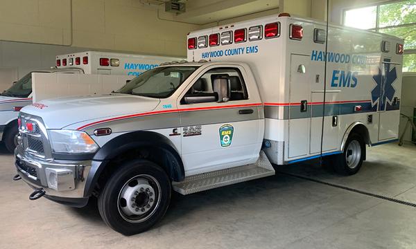 """Former Ambulance 7040"""
