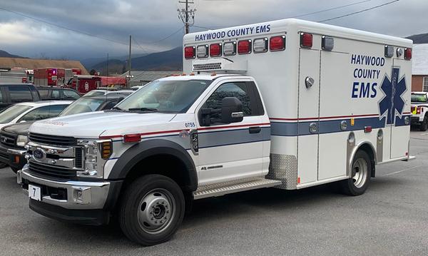 """""""Ambulance 0755"""""""