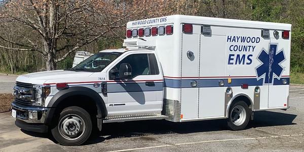 """""""Ambulance 7614"""""""