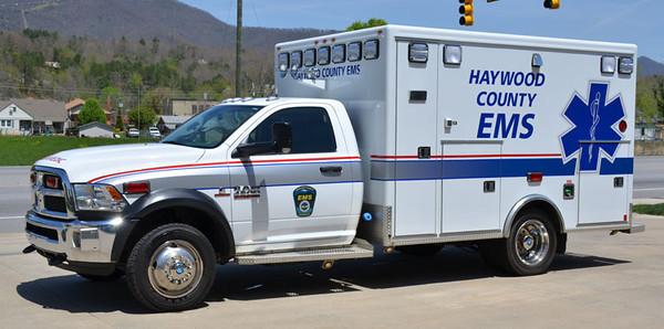 """Former Ambulance 8676"""