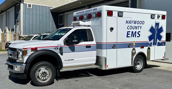 """""""Ambulance 0759"""""""
