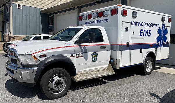 """""""Ambulance 1158"""""""
