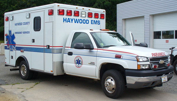 """Former Ambulance 0965"""