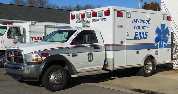 """Former Ambulance 1716"""