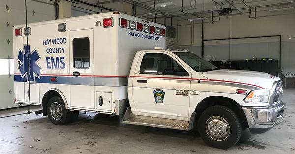 """Former Ambulance 6866"""