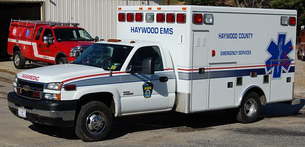 """Former Ambulance"""