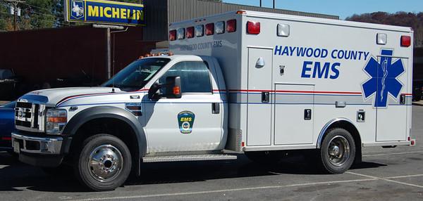 """Former Ambulance 1229"""