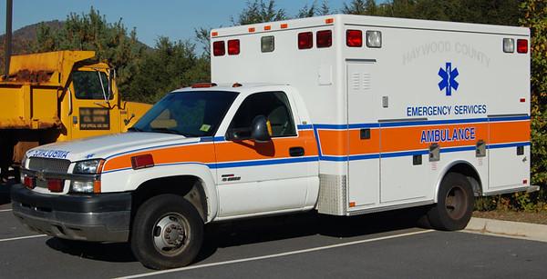"""Former Ambulance 1399"""
