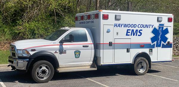 """""""Ambulance 5273"""""""