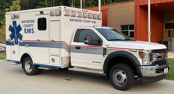 """""""Ambulance 7823"""""""