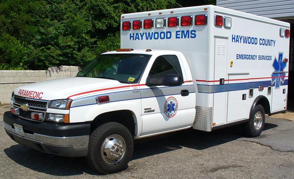 """Former Ambulance 1883"""