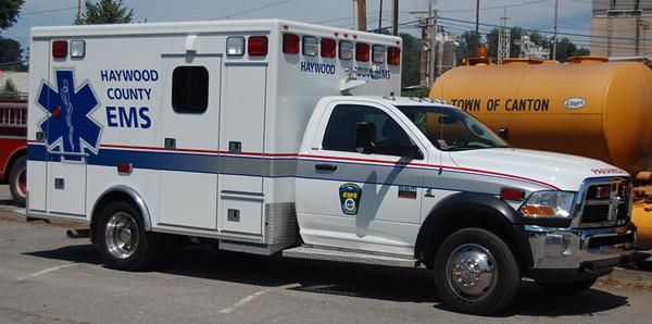 """Former Ambulance 1717"""