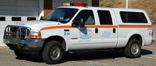 """Former Rescue 14"""
