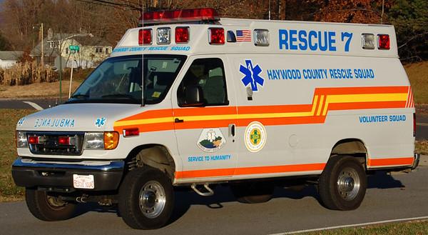"""Former Rescue 7"""