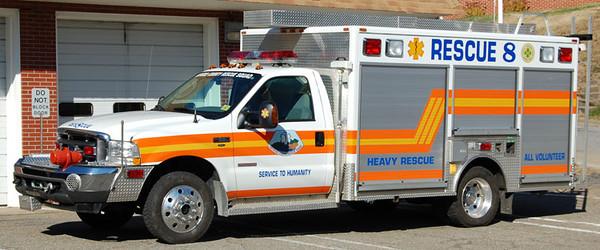 """""""Rescue 8"""""""