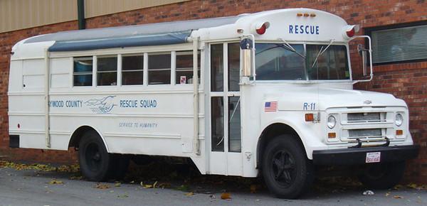 """Former Rescue 11"""