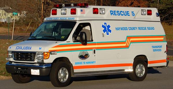 """Former Rescue 5"""