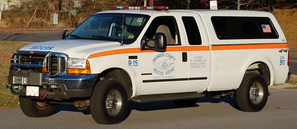 """Former Rescue 15"""