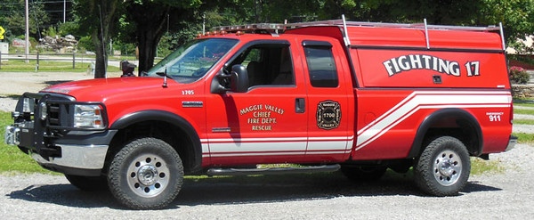 """""""Former Truck 17 / Chief 17"""""""