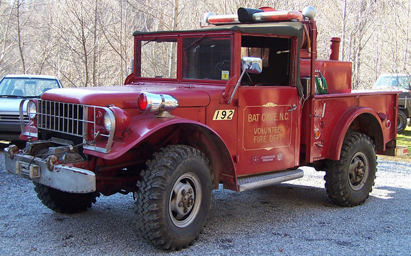 """Truck 192"""