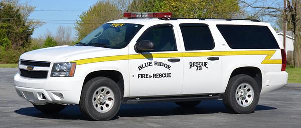"""""""Rescue 73"""""""