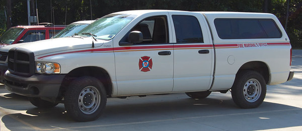 """Fire Marshal Truck"""