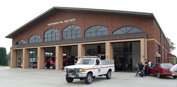 """Station 4"" (co-located with Shepherds FD Station 1)"