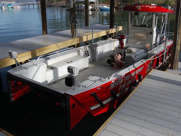 """""""Fire Boat 13"""""""